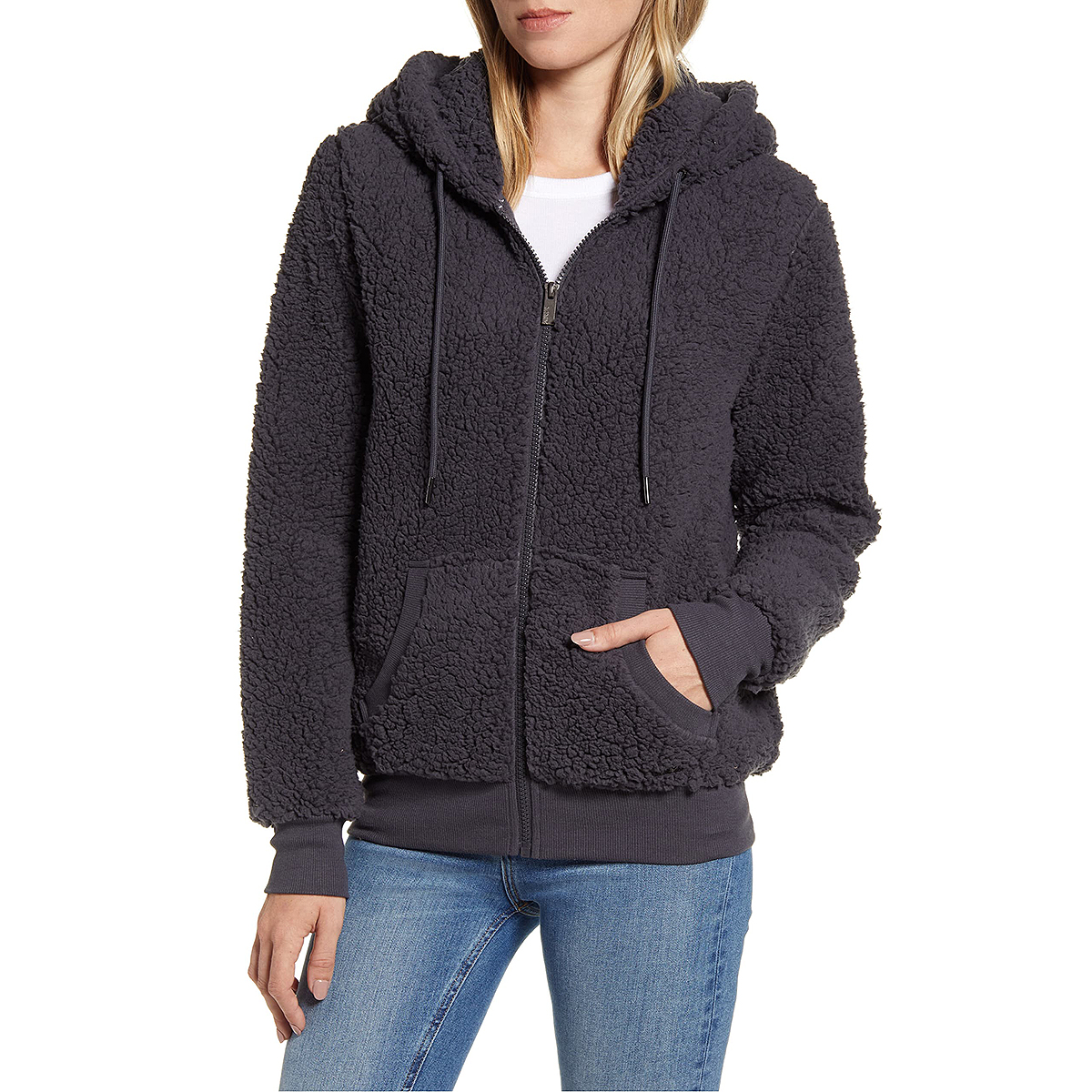 This Fleece Jacket Is on Sale and Cozier Than You Could Ever Imagine