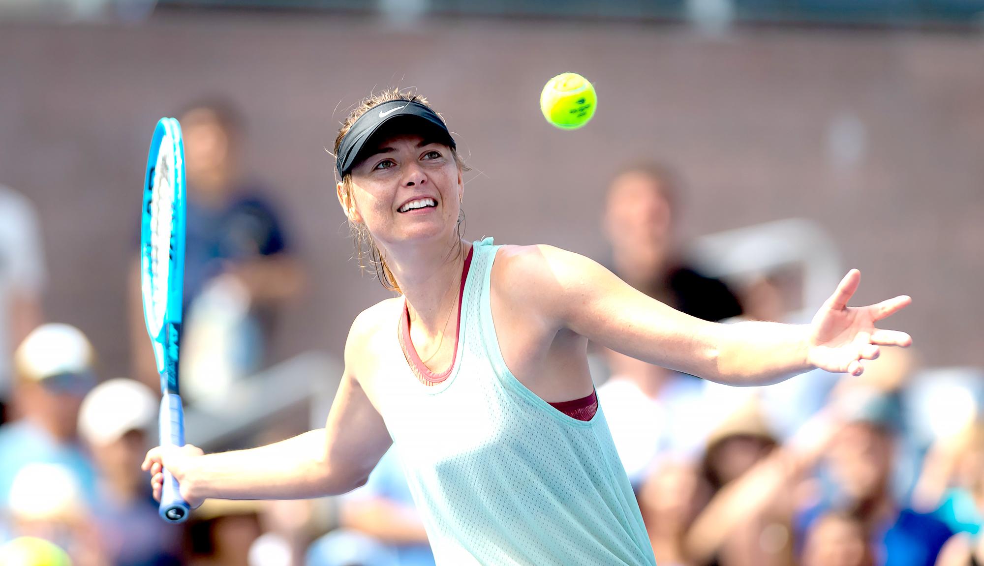 Maria-Sharapova-tennis