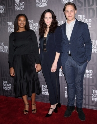 Mary-Louise Parker's Kids William and Caroline Make Rare Red Carpet Appearance at Broadway Opening