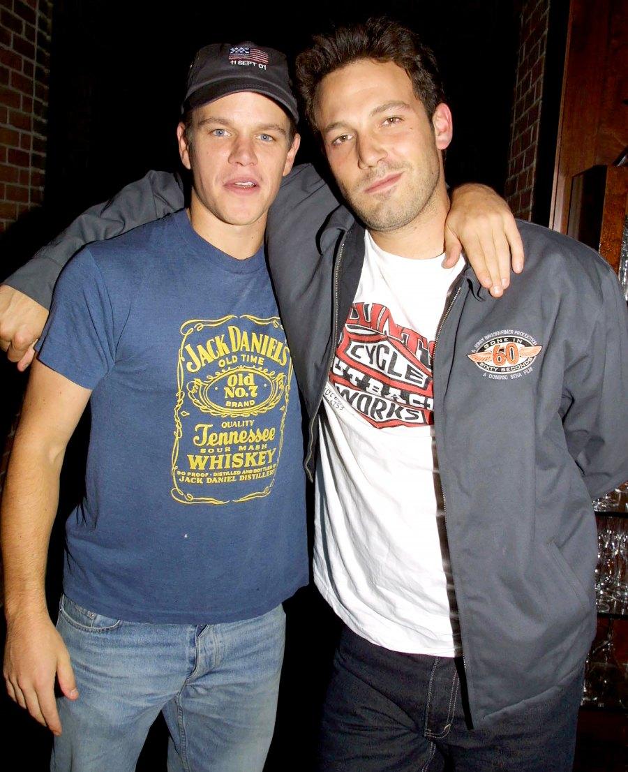 Matt-Damon-and-Ben-Affleck-31st-birthday-party