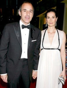 Matt Lauer Ex-Wife Annette Roque Speaks Out Via Her Lawyer