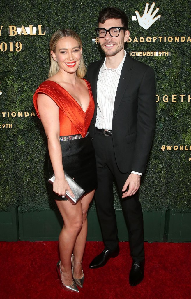 Matthew Koma Calls Hilary Duff His 'Wife,' Sparking Marriage Rumors