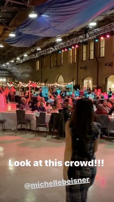 Meghan King Edmonds Attends Farmers Formal 2019 Amid Split