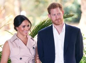 Meghan Markle Reveals Prince Harry's Cute Nickname