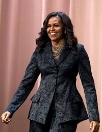 Michelle Obama Celebrities Reveal the Foods They Hate