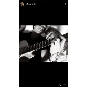 Cody Simpson Visits Miley Cyrus In Hospital