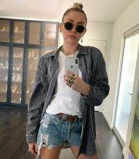 Miley Cyrus Wears Cody Simpson Initials Ring Instagram