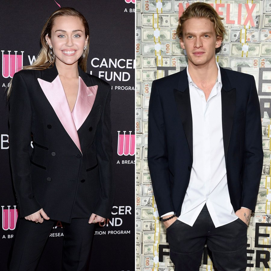 Miley Cyrus Confirms Cody Simpson Romance Rumors