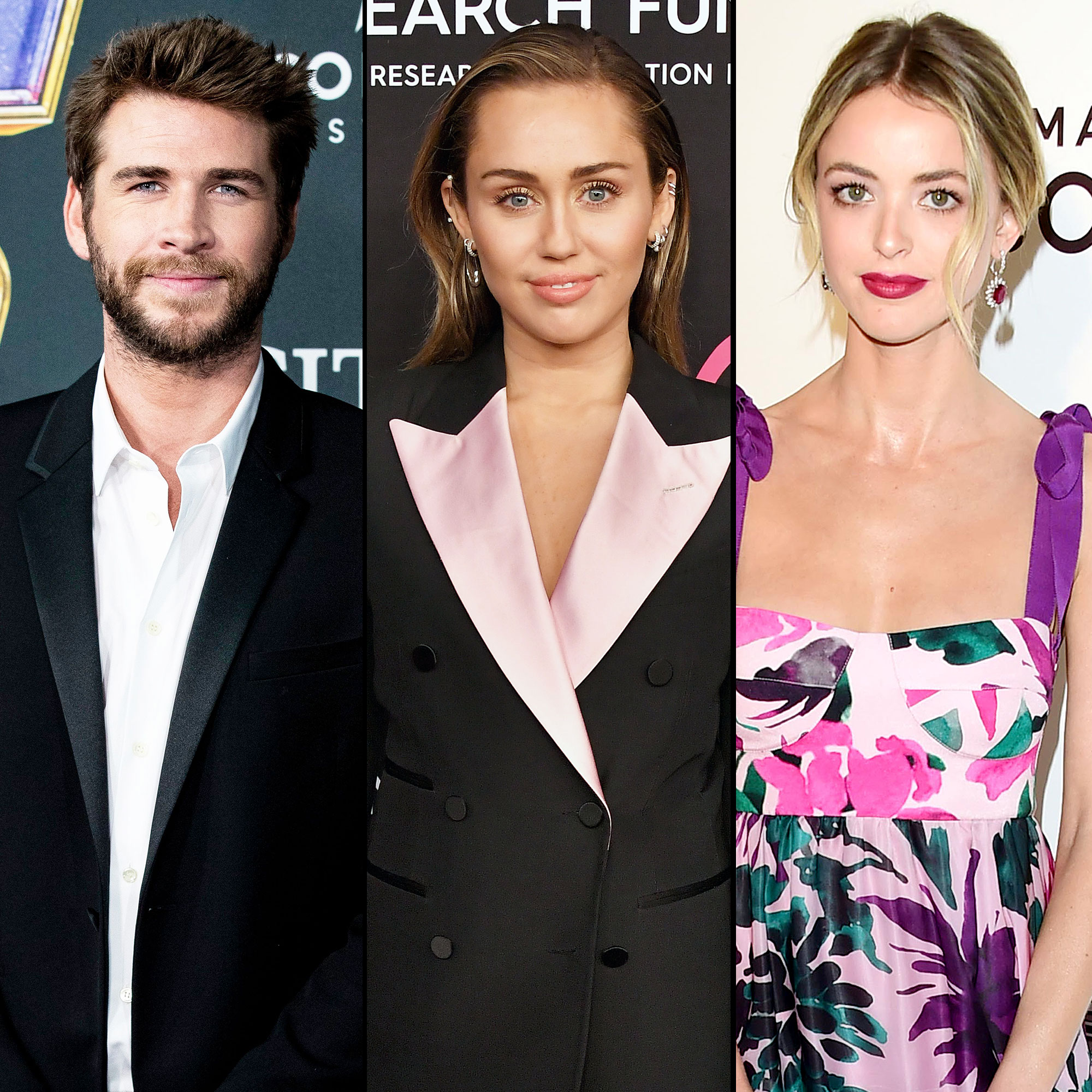 Miley Cyrus Jokes About Meeting New Potential Partners After Splits From Liam Hemsworth and Kaitlynn Carter