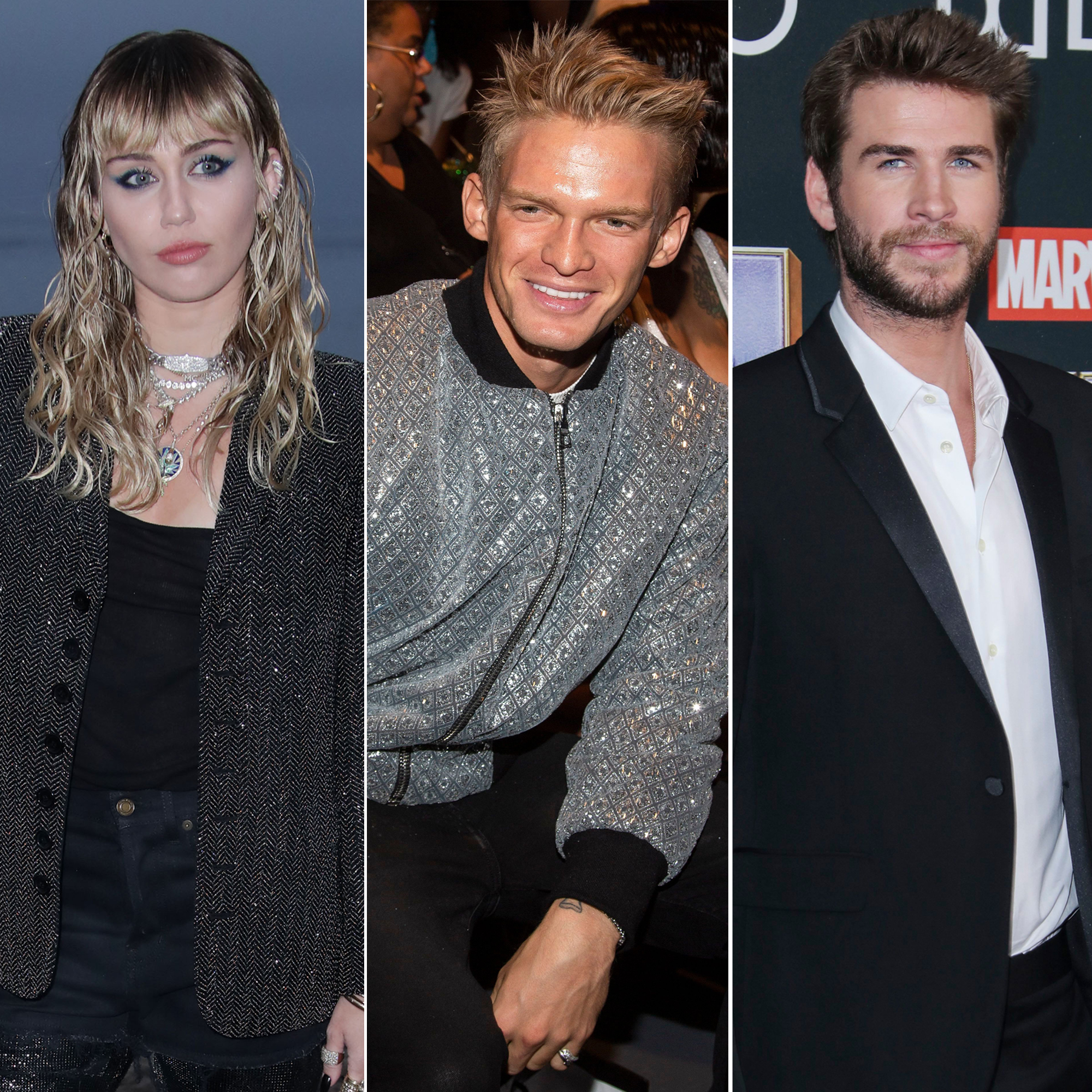 Miley Cyrus Spotted Kissing Cody Simpson After Liam Hemsworth Split