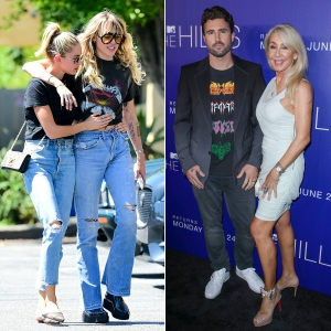 Miley and Kaitlynn's Romance 'Wasn't Surprising,' Brody's Mom Linda Thompson Says
