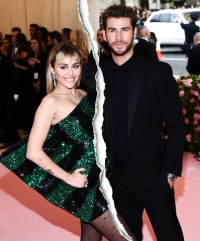 Miley Cyrus Through The Years Liam Hemsworth