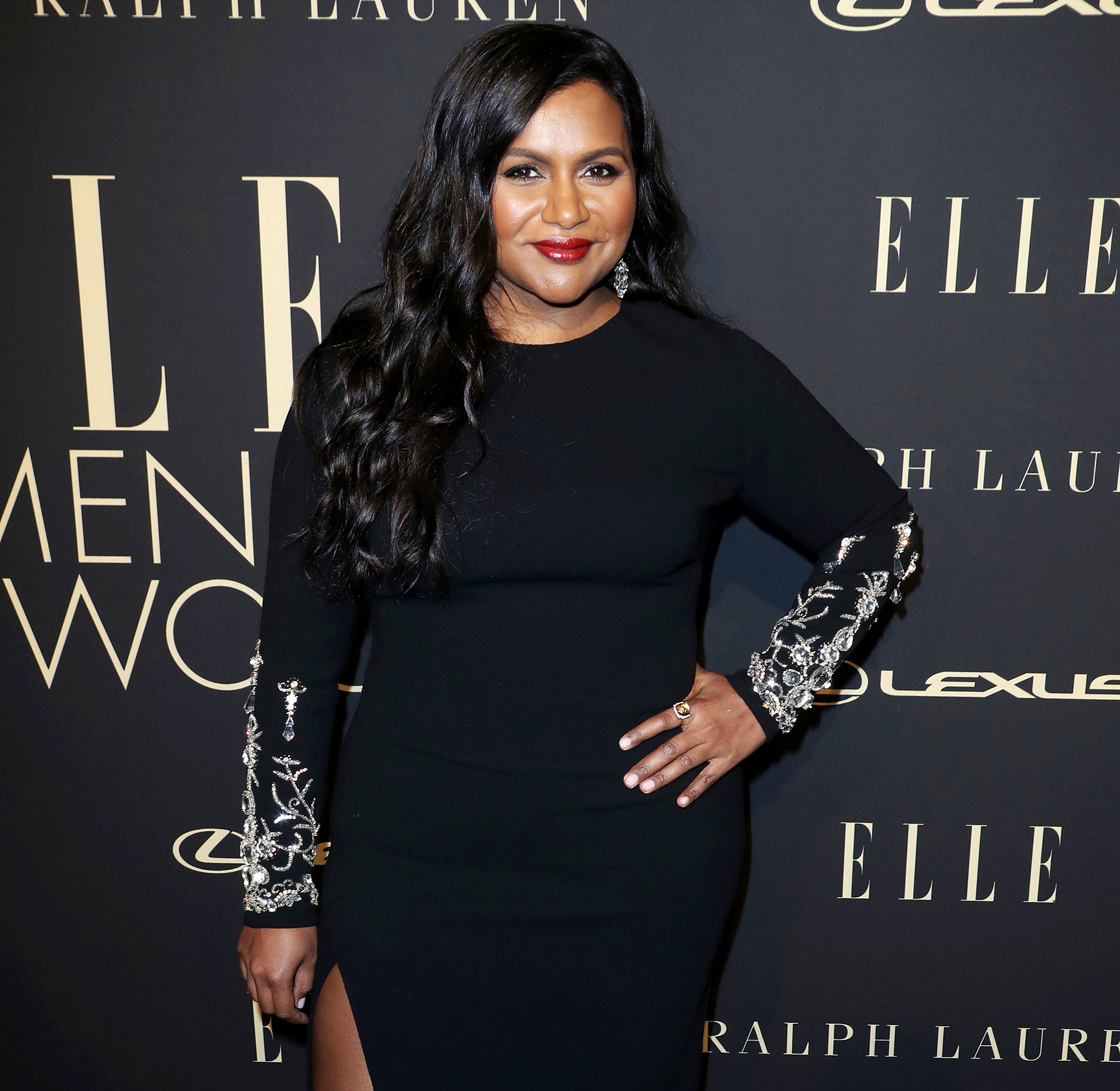 Mindy Kaling Gushes Over Daughter Katherine S Confidence