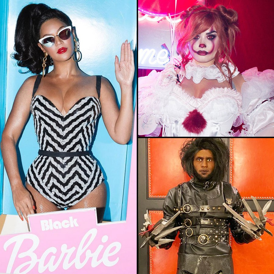 Most Outrageous Celebrity Halloween Costumes Through the Years