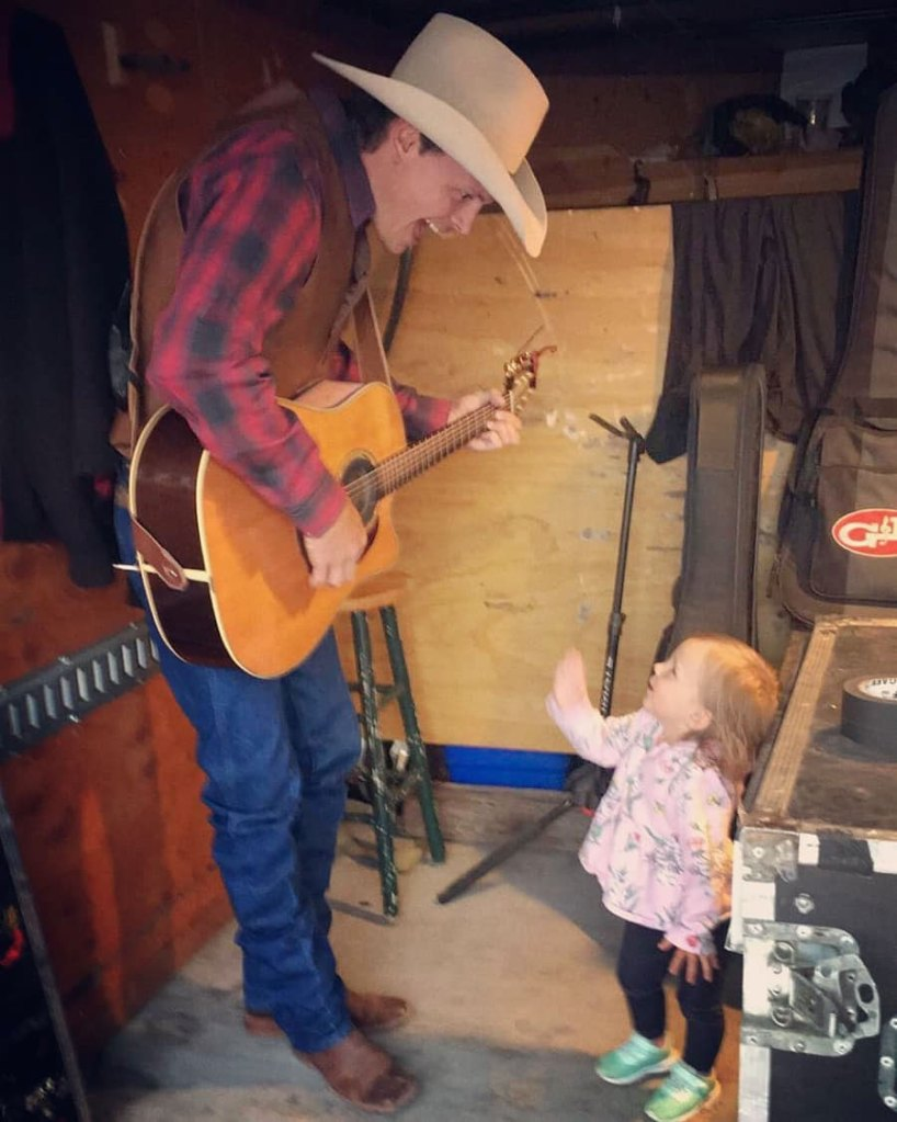 Ned LeDoux's 2-Year-Old Daughter Dies at Home