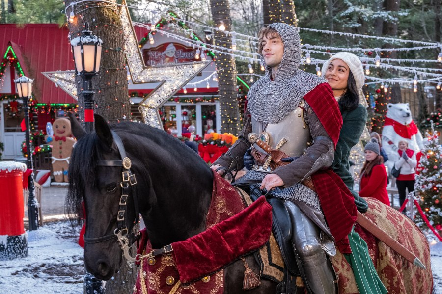 Netflix The Knight Before Christmas