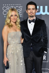Olivia Hamilton Pregnant Expecting 1st Child With Damien Chazelle