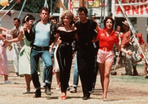 """Olivia Newton John """"Grease"""" Outfit Auction"""