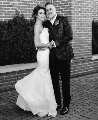 One-Tree-Hill-Reunion-Hilarie-Burton,-Jeffrey-Dean-Morgan's-Wedding