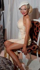 Pamela Anderson Vivienne Westwood Show