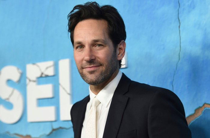 "Paul Rudd premiere of ""Living with Yourself"""