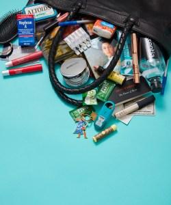 Penelope Ann Miller - What's In My Bag?