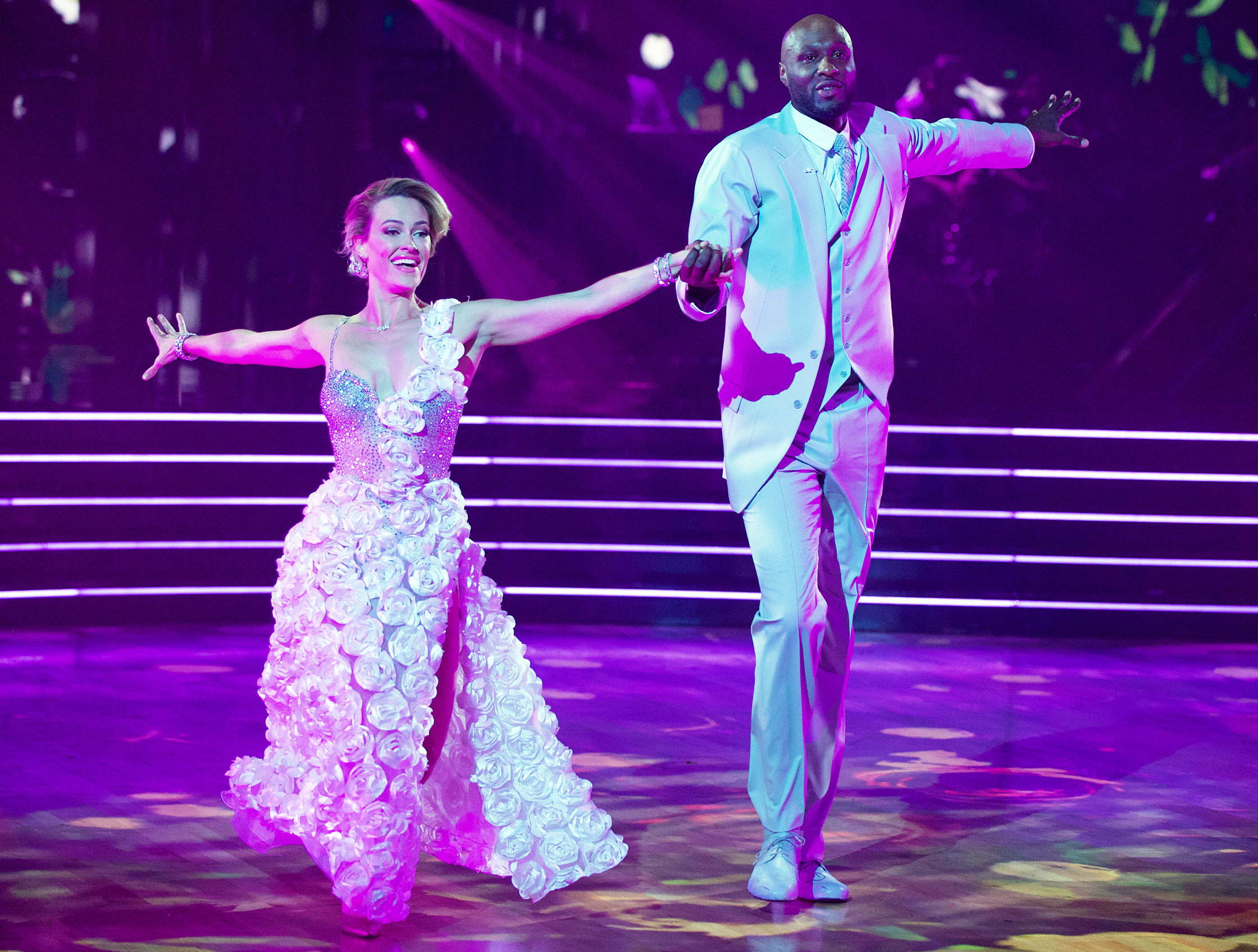 Peta Murgatroyd and Lamar Odom on Dancing With The Stars Trying to Have Baby Number 2 With Maksim Chmerkovskiy Before Next DWTS Season