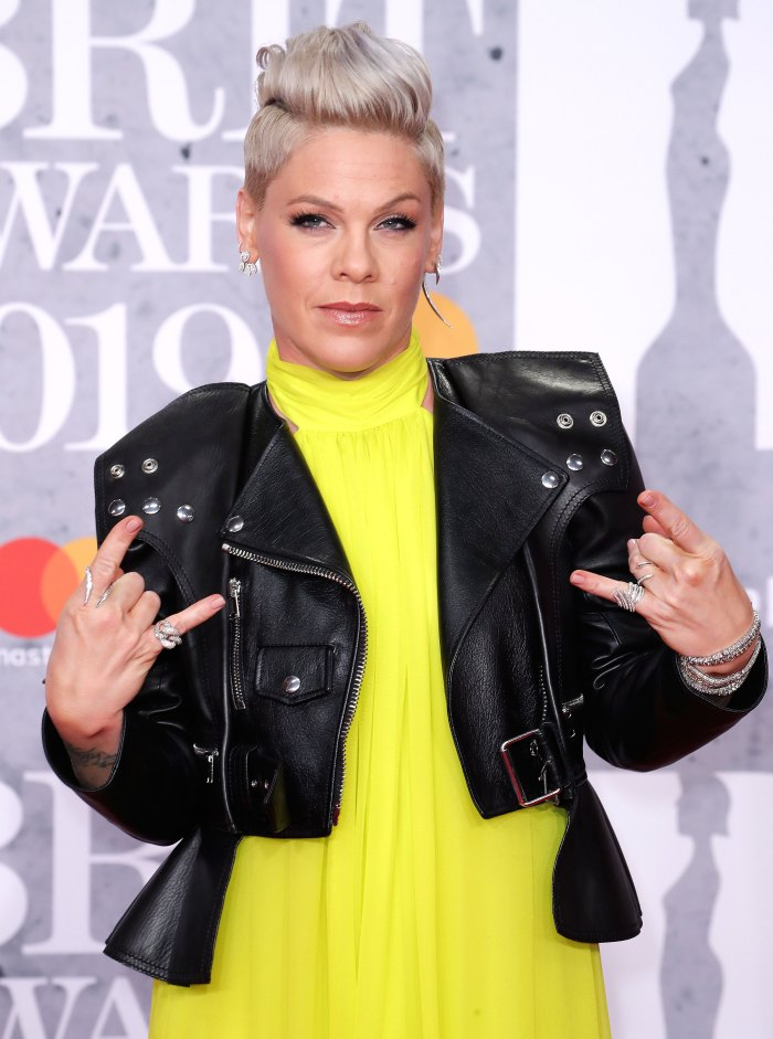 Pink Admits Touring With Her Family Feels Impossible At Times