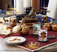 Pottery Barn Unveils New 'Harry Potter' Home Collection: Golden Snitch Snack Bowl, Hogwarts Mugs and More