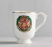 Pottery Barn Unveils New 'Harry Potter' Home Collection: See the Golden Snitch Snack Bowl, Hogwarts Mugs and More