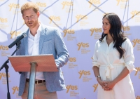 Harry and Meghan South Africa Youth Employment Speech