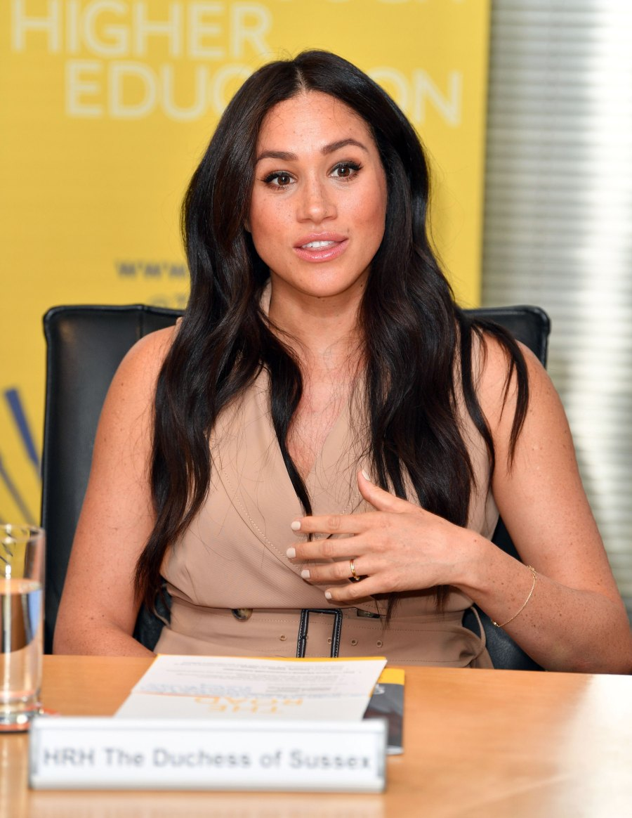 Prince Harry and Duchess Meghan Embark on Royal Tour of Africa University of Johannesburg