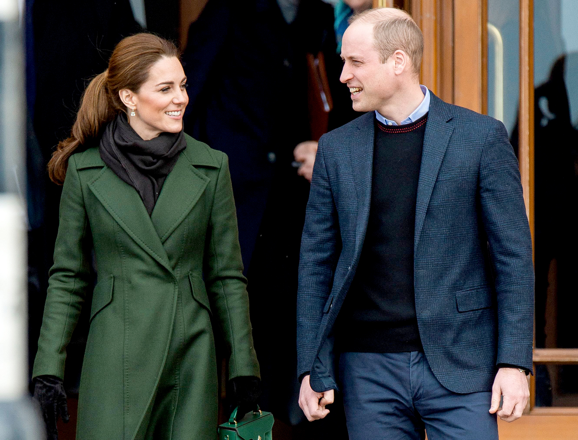 Prince-William-and-Duchess-Kate-Relax-During-School-Holidays