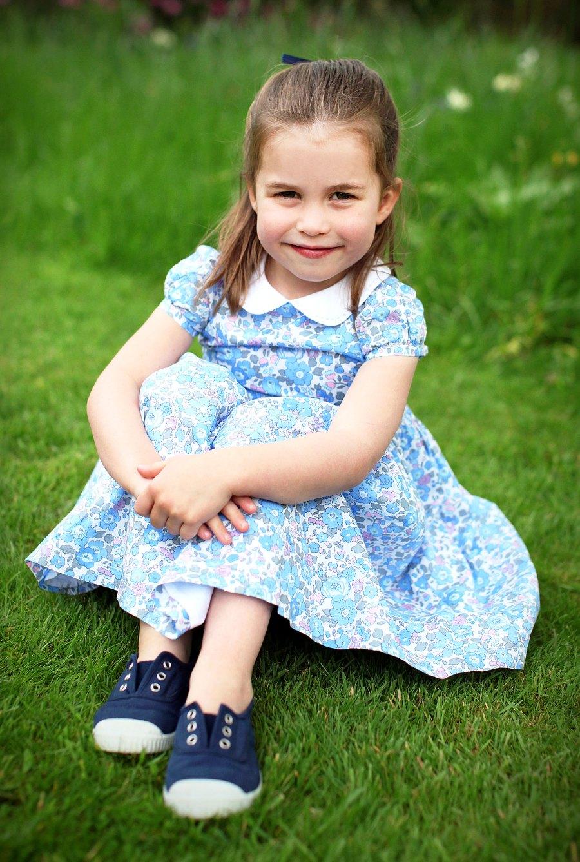 Princess Charlotte Wants Dress Up Disney Character Halloween