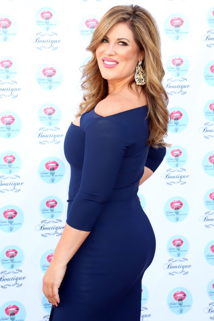 Emily Simpson, The Real Housewives of Orange County from