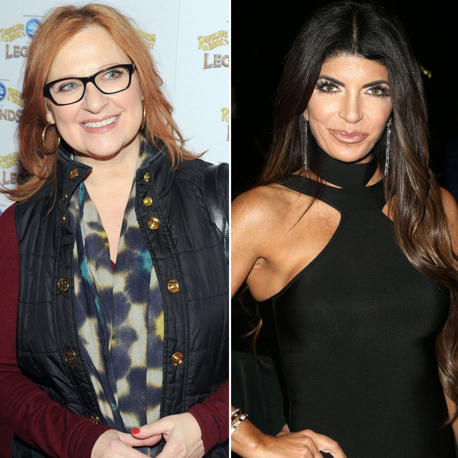RHONJ's Caroline Manzo Slams 'Delusional' Teresa Giudice for Calling Her 'Crooked'