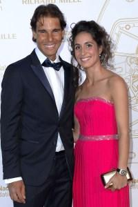Rafael Nadal and Maria Francisca Perello Married