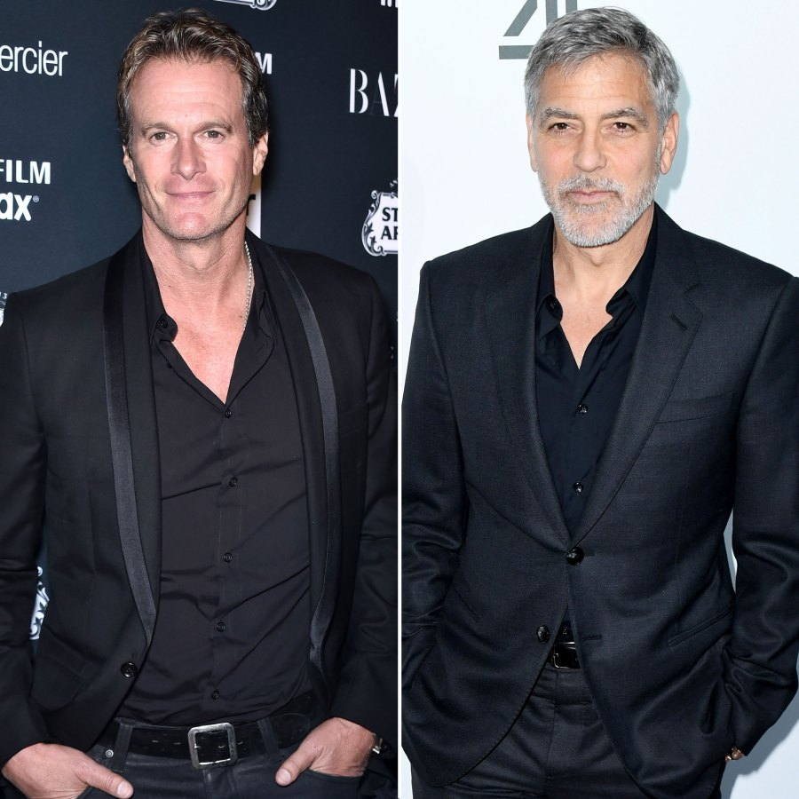 Rande Gerber and George Clooney Launched Liquor Lines Together