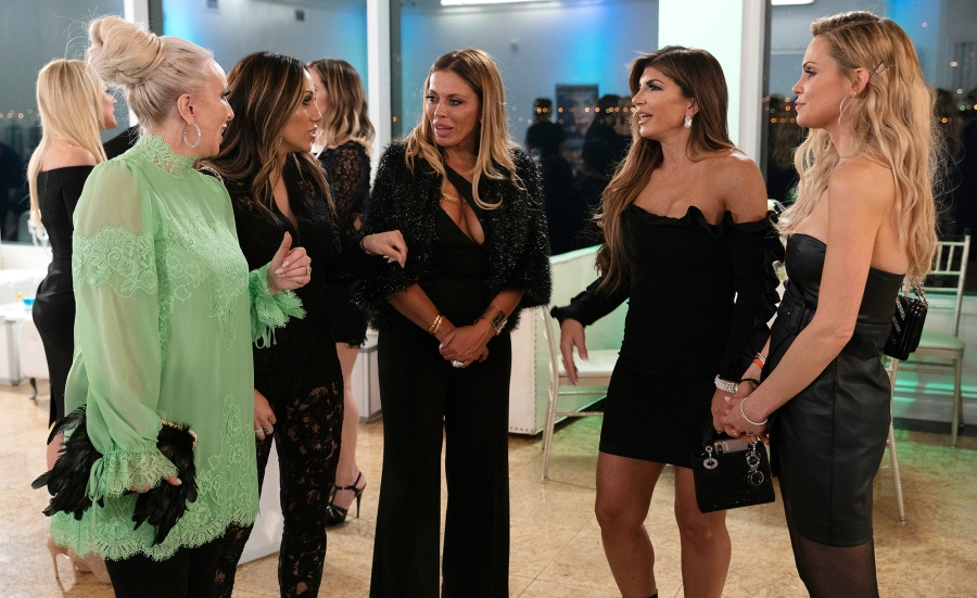 Real Housewives of New Jersey RHONJ