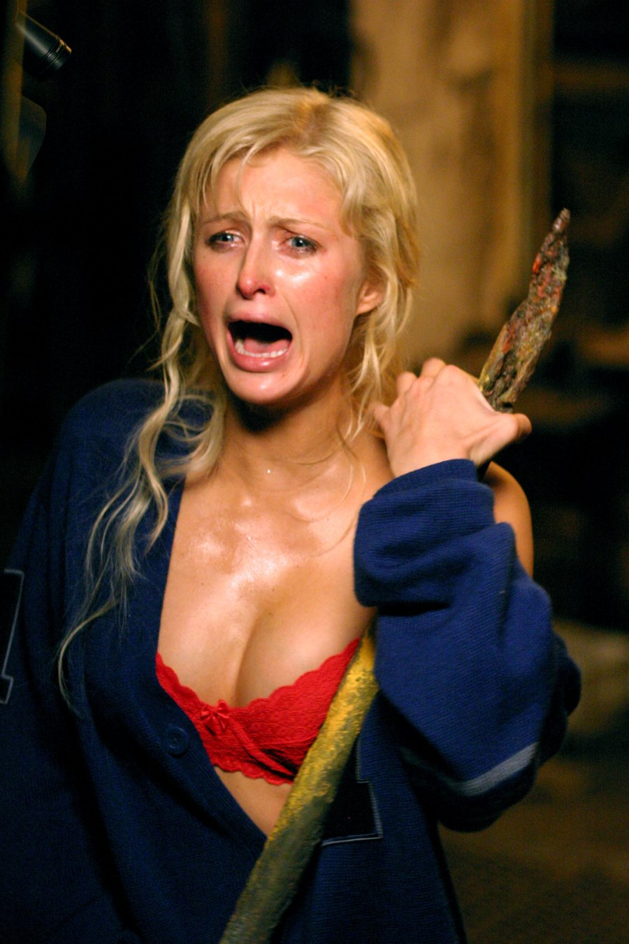 Paris Hilton House of Wax Reality Stars You Forgot Starred in Horror Movies