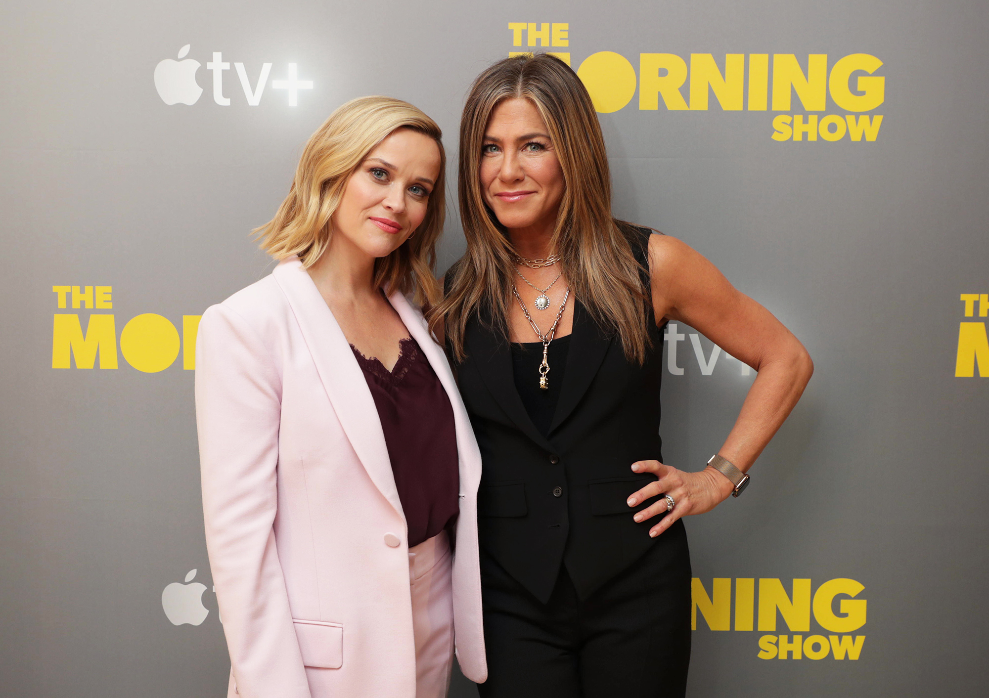 Jennifer Aniston, Reese Witherspoon's 'Morning Show' Salaries Revealed