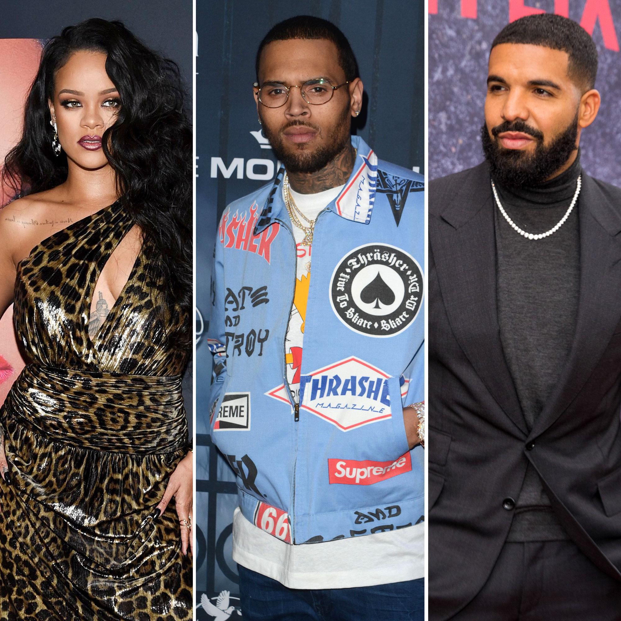 är Rihanna dating drake
