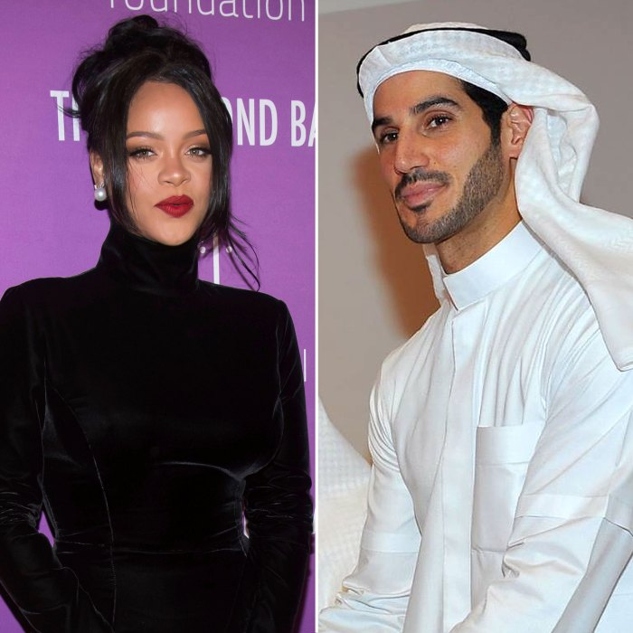 Rihanna's Boyfriend Hassan Jameel Is Very Smart and Serious