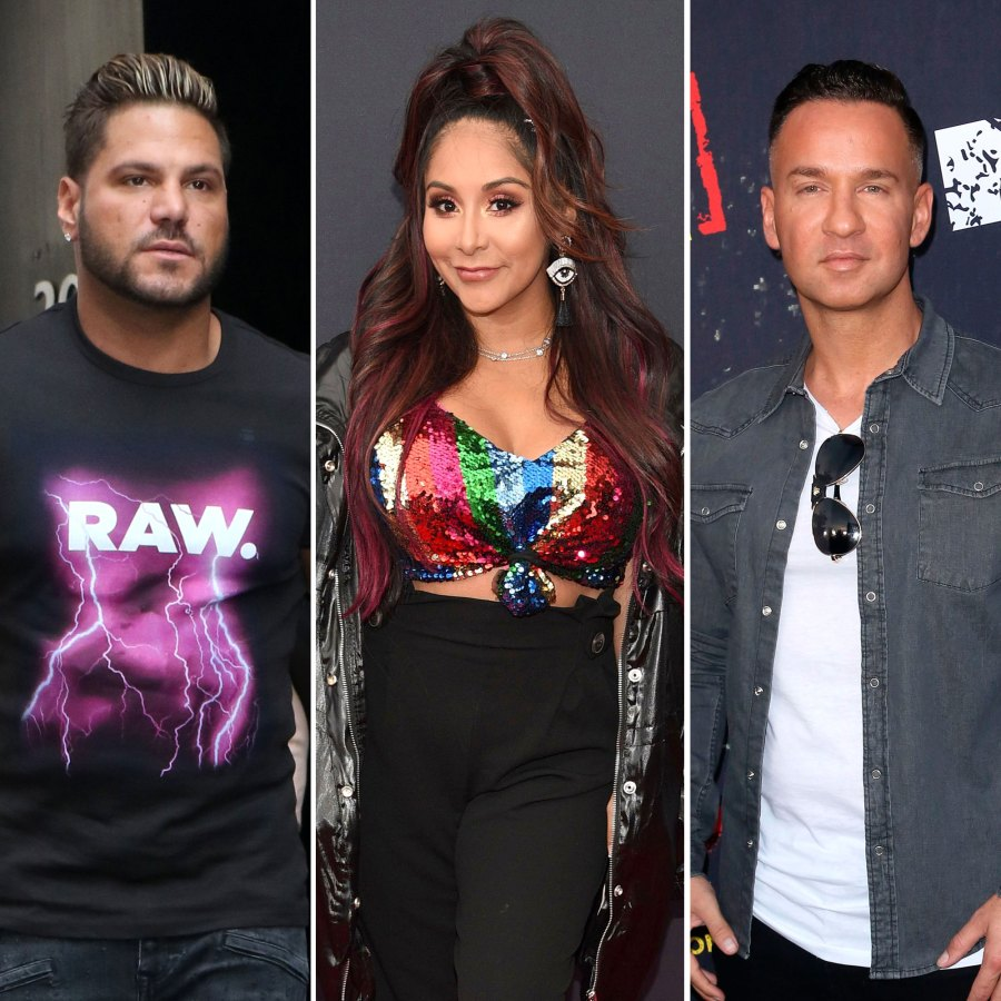 Ronnie Ortiz-Magro Has Been Ignoring Nicole Snooki Polizzi and Mike 'The Situation' Sorrentino
