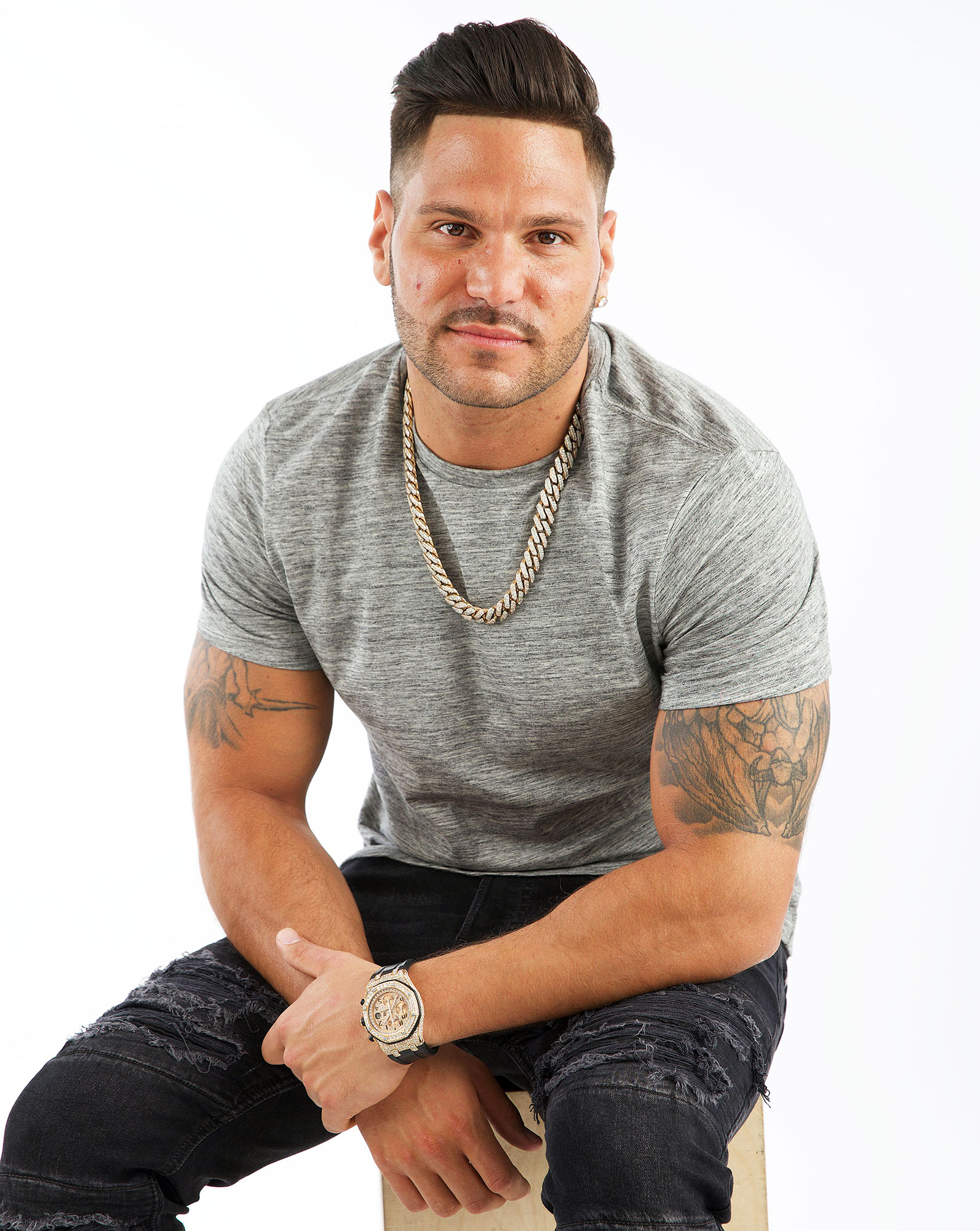 Ronnie Ortiz-Magro Opened Up About His Sobriety Hours Before His Arrest