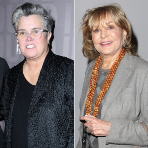Rosie O'Donnell Says Barbara Walters Isn't Up to Speaking to People