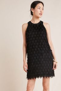 Roxie Textured Shift Dress