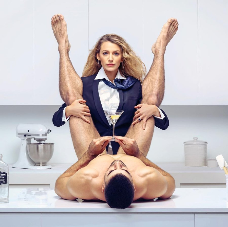 Ryan Reynolds and Blake Lively Trolling A Simple Favor Promo Instagram