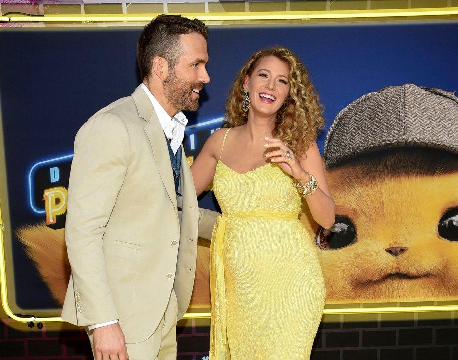 Ryan Reynolds and Blake Lively Trolling Pokemon Detective Pikachu