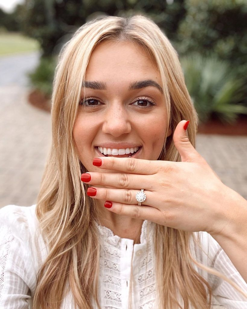Sadie Robertson Celebrates Bridal Shower Ahead of Upcoming Wedding to Fiance Christian Huff